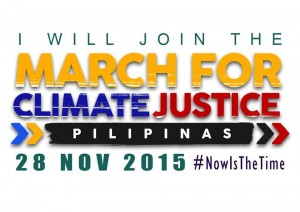 I will join the march for climate justice