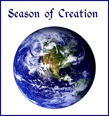 Season of Creation globe
