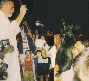 BLESSING OF ANIMALS 2001