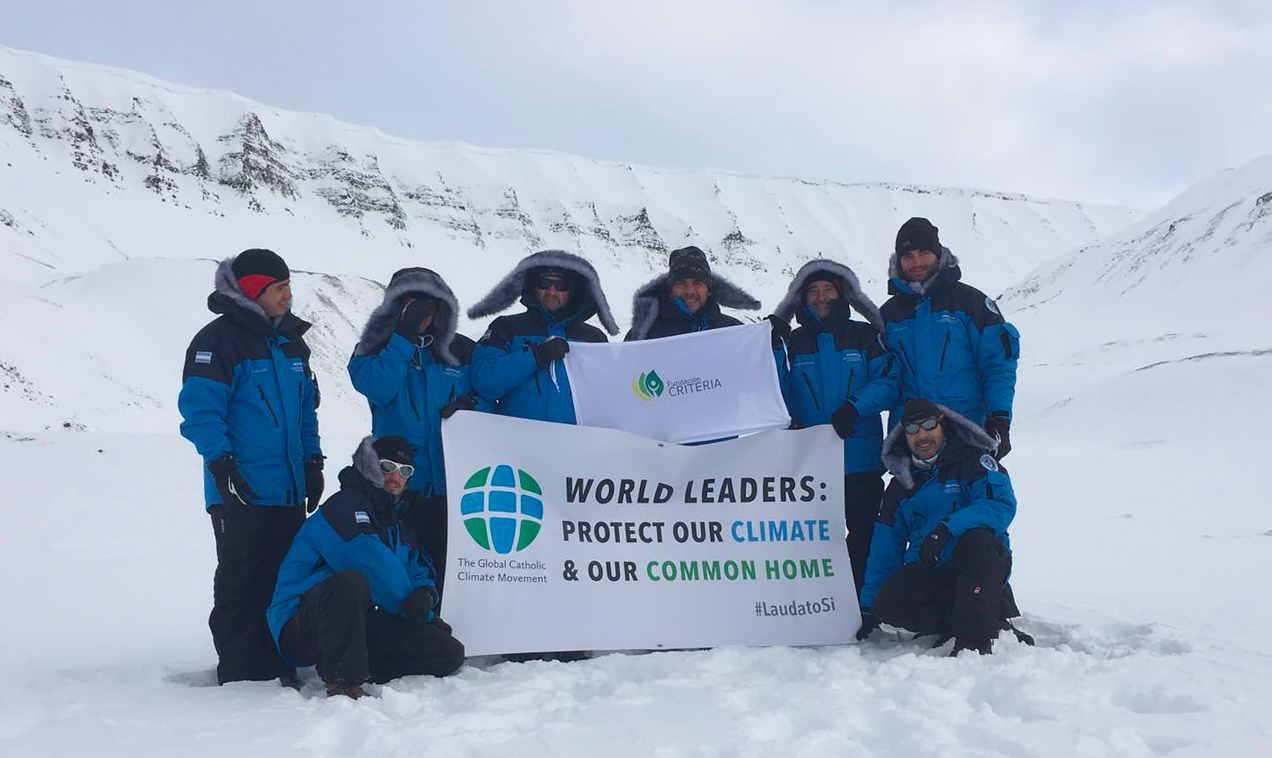 GCCM in the North Pole
