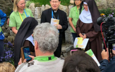 Report from World Meeting of Families