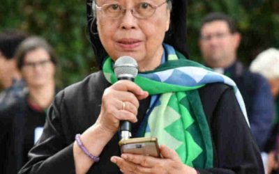Manila's Sister Mary John Mananzan: 83 and still working for social justice