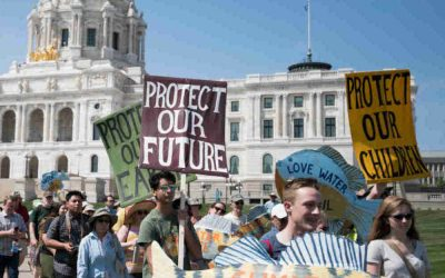 Global Catholic Climate Movement asks U.S. President Biden to reject Line 3 pipeline
