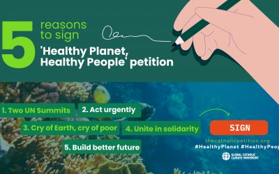 5 reasons to sign the healthy people, healthy planet petition